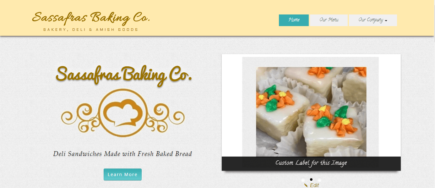 Sassafras Baking Co